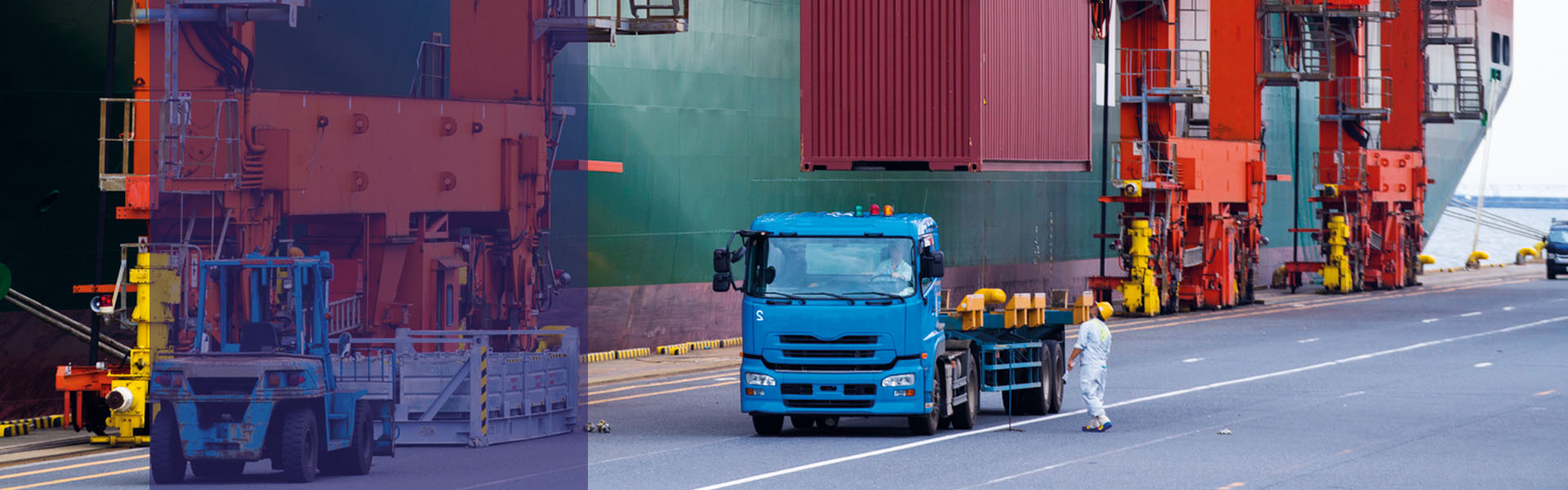 TANK CONTAINER TRANSPORT FROM/TO PORT AND RAILWAY SATIONS